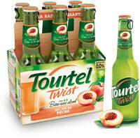 Tourtel - 6x27,5cl tourtel twist peche - 0.00 degre alcool - Produit - fr