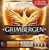 Grimbergen - 8x25cl grimbergen coffret - 6.8 degre alcool - Product