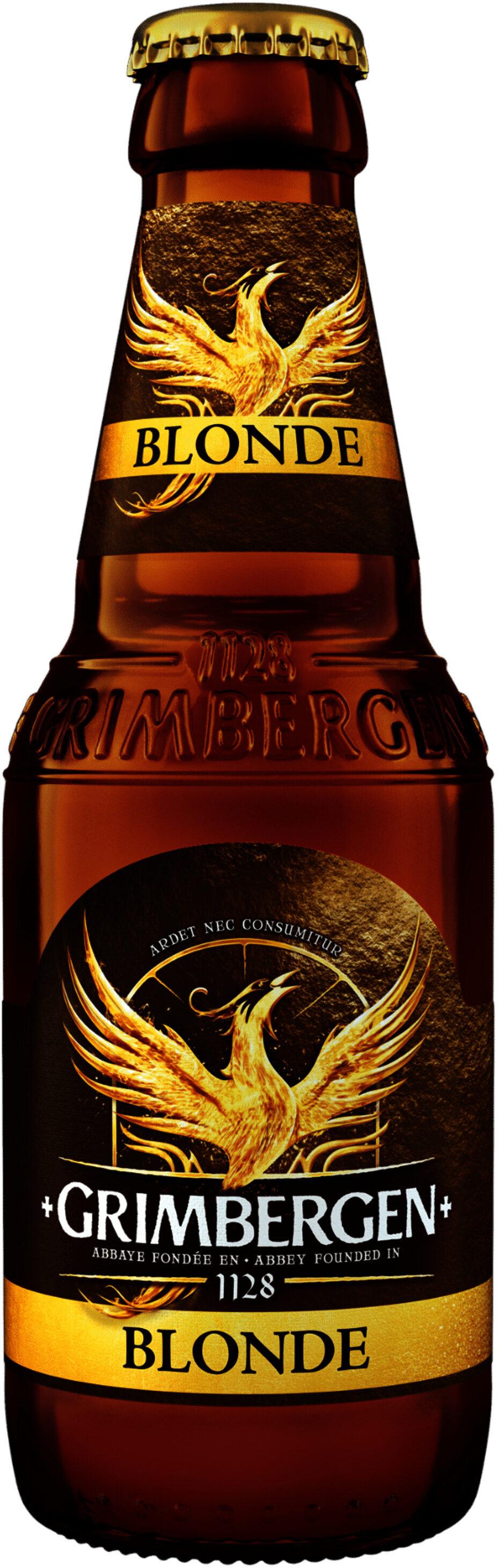 Grimbergen - 25cl grimbergen blonde - 6.70 degre alcool - Prodotto - fr