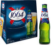 1664 - 6x25cl 1664 - 5.50 degre alcool - Product
