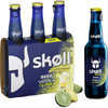 Tuborg - 3x33cl skoll caipi - 6.00 degre alcool - Producto