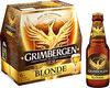 Grimbergen - 6x25cl grimbergen blonde - 6.70 degre alcool - Prodotto