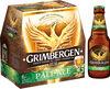Grimbergen - 6x25cl grimbergen pale ale - 5.50 degre alcool - Produit