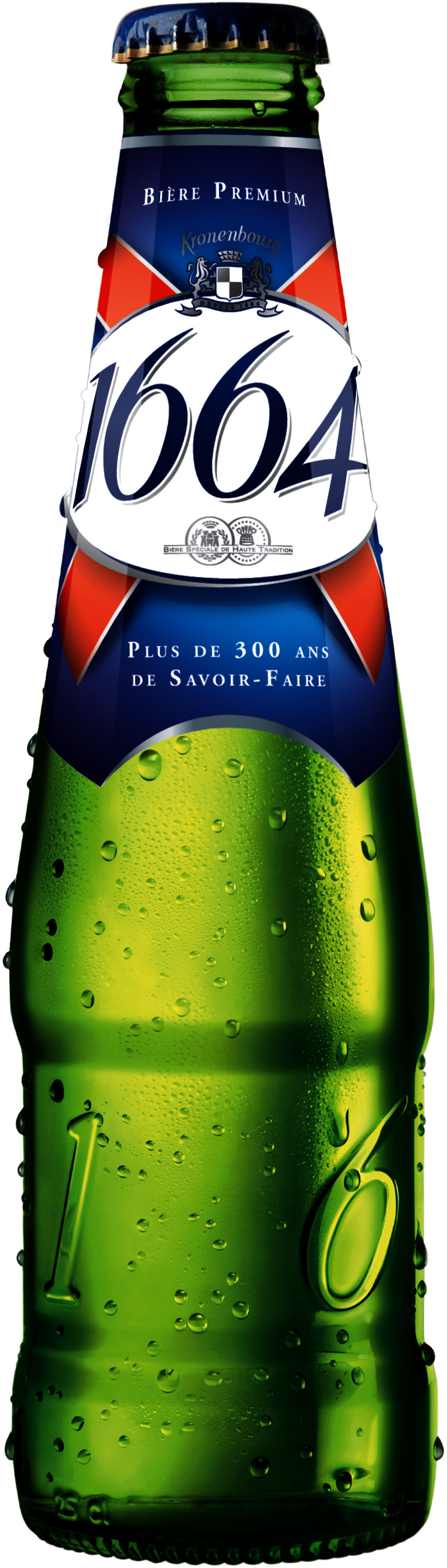1664 - 25cl 1664 - 5.50 degre alcool - Product - fr