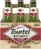Tourtel - 6x27,5cl tourtel botanics cranb - 0.00 degre alcool - Product