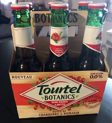 Tourtel botanics - Produkt