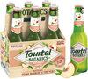 Tourtel - 6x27,5 tourtel botanics peche - 0.00 degre alcool - Produit