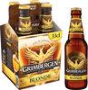 Grimbergen - 4x33cl grimbergen blonde - 6.70 degre alcool - Prodotto