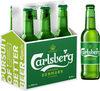 Carlsberg - 6x33cl carlsberg - 5.00 degre alcool - Produit