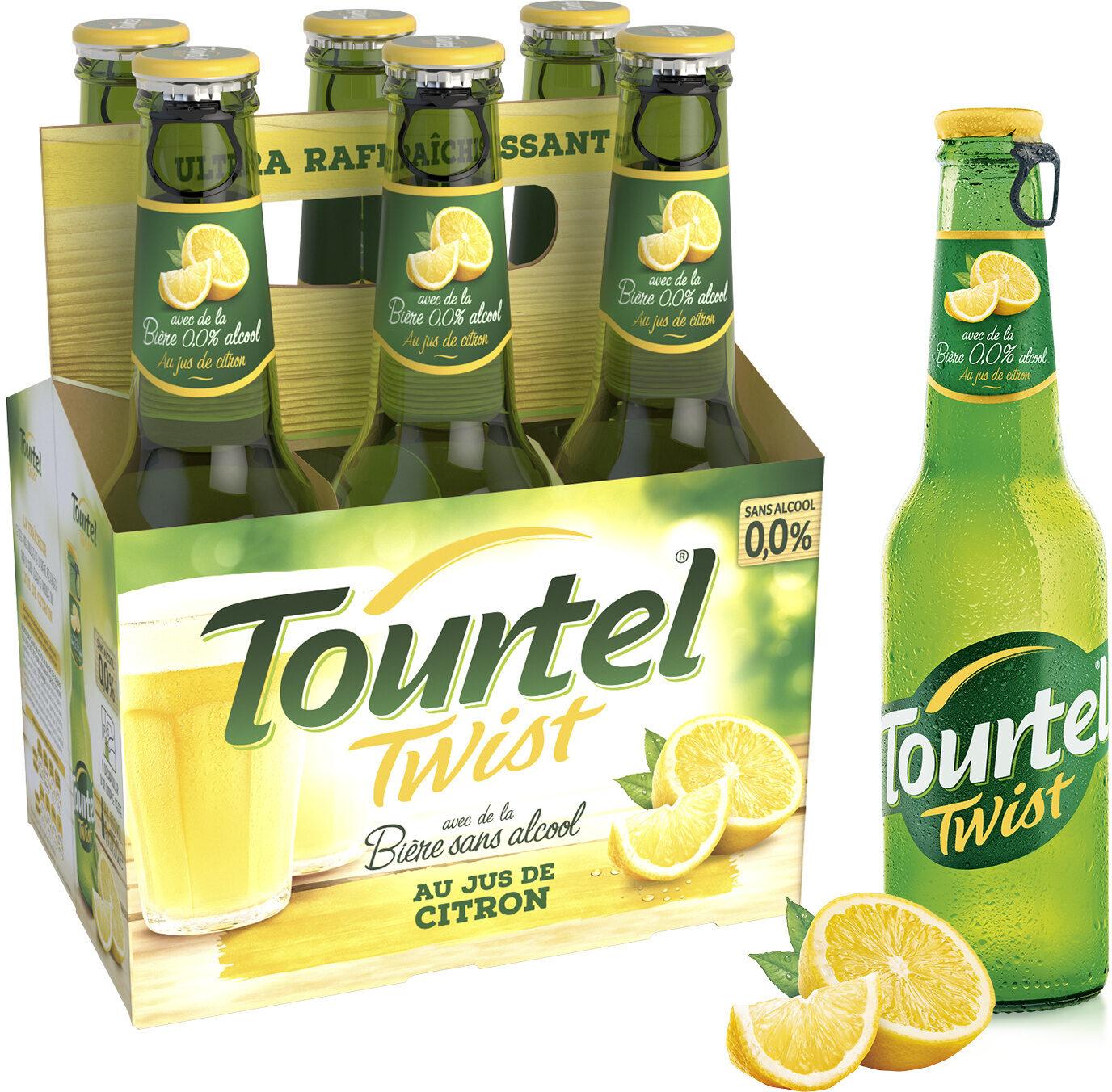Bière Sans Alcool CITRON 0,0% - Prodotto - fr