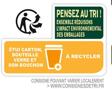 Tourtel - 6x27,5cl tourtel twist agrume - 0.00 degre alcool - Instruction de recyclage et/ou informations d'emballage - fr