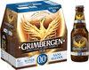 Grimbergen - grimbergen 0.0% bot 6x0,25 - 0.00 degre alcool - Produit