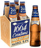 1664 - 4x33cl 1664 creations french gold l - 6.20 degre alcool - Produit