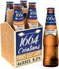 1664 - 4x33cl 1664 creations french gold l - 6.20 degre alcool - Prodotto