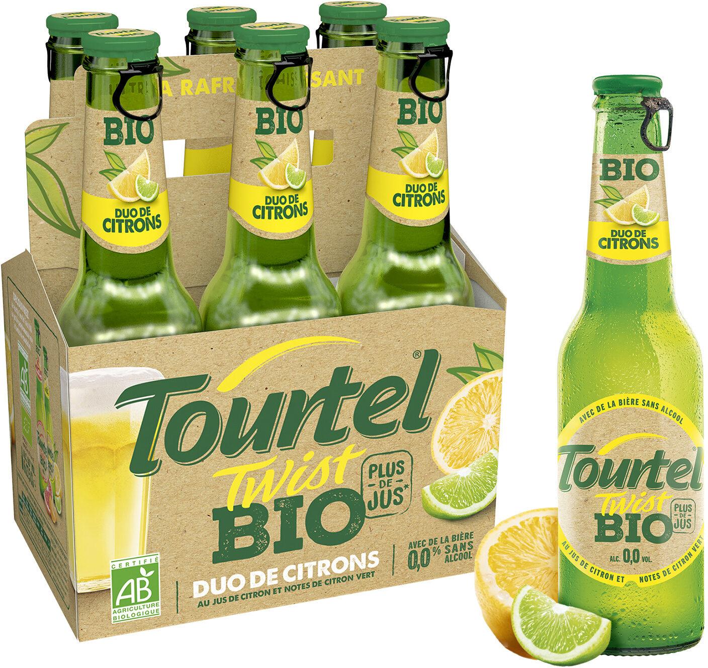 Tourtel - 6x27,5cl ttwist citr frbio-01 - 0.00 degre alcool - Produit - fr