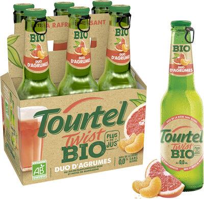Tourtel - 6x27,5cl ttwist agru frbio-01 - 0.00 degre alcool - Produit - fr