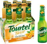 Tourtel - 6x27,5cl tourtel twist orange - 0.00 degre alcool - Produit - fr
