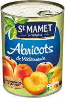 Abricots Pelés - Produit - fr