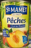 Pêches - Product