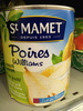Poires Williams - Product