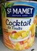 Cocktail de fruits - Produit