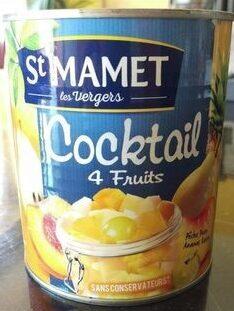 Cocktail de fruits - Produit - fr