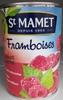 Framboises - Produit