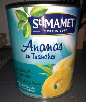 A10 Ananas 50 / 60 Tranche St Mamet - Produit - fr