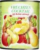 coktail 4 fruits au sirop Léger - Produit