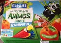 Les Berlingos Animos Jungle - Product