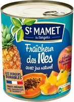Fraîcheur des îles - Produit - fr