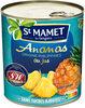 Ananas origines Philippines au jus Sans sucres ajoutés - Produit