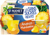 Cup Ananas Mandarine Sans sucres ajoutés - Produit