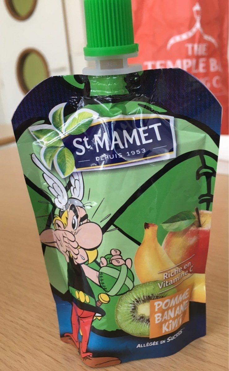 Spécialité de pomme, banane, kiwi - Product