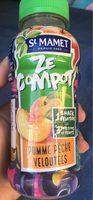 Ze compot - Produit