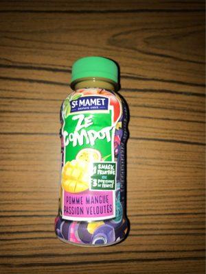 calorie Ze Compot' pomme mangue passion