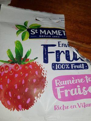 Envie de fruit - Produit
