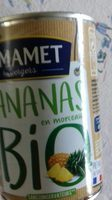 Ananas en morceaux - Product