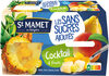 Cocktail 4 fruits Sans sucres ajoutés - Product