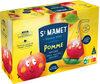 Berlingot pomme sans sucres ajoutés - Product