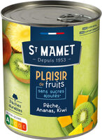 Plaisir de Fruits - Pêche Ananas Kiwi - Product - fr