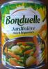 Jardinière Aux 4 légumes - Produit