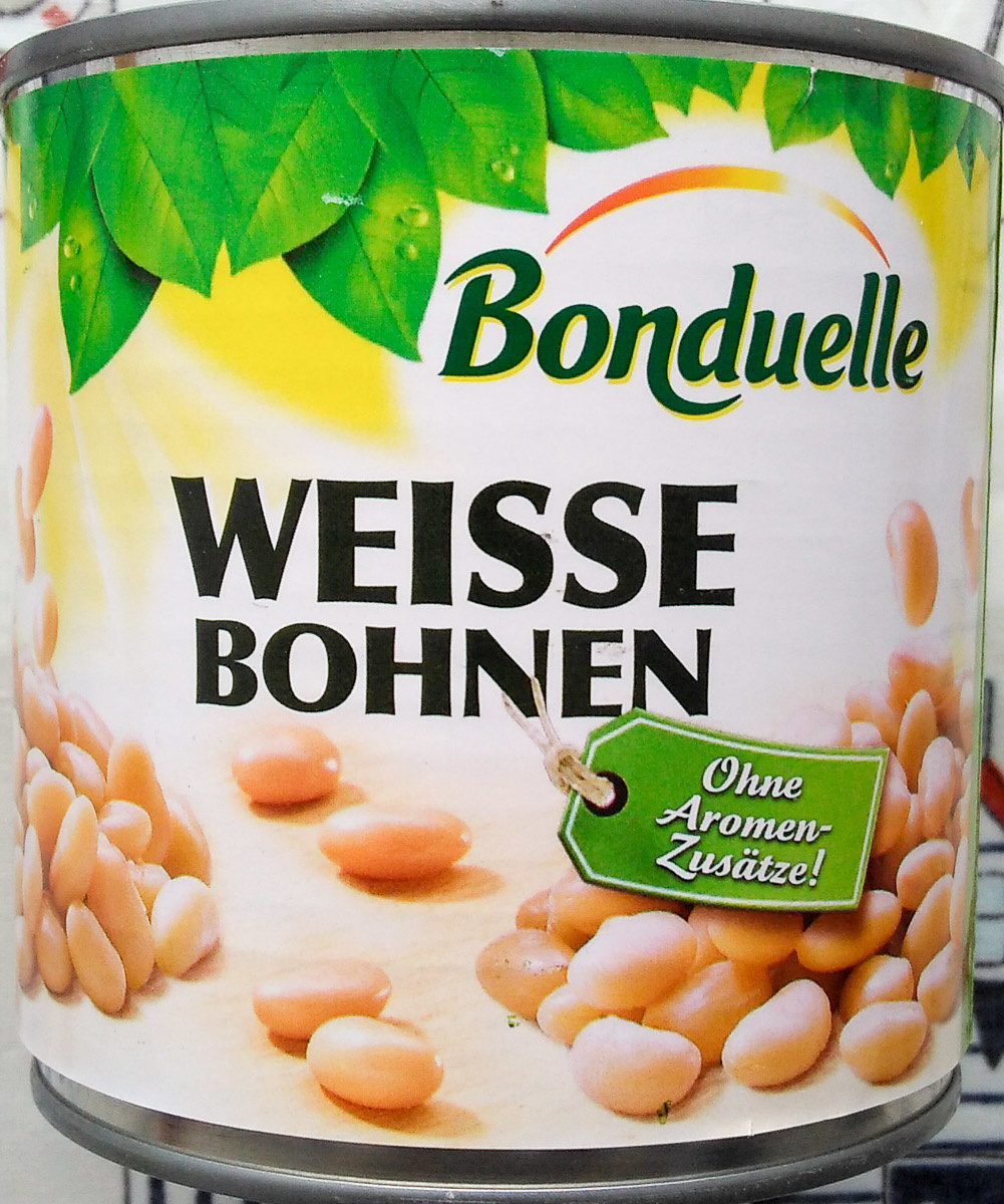 Weisse Bohnen - Produkt - de