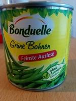 grüne bohnen bonduelle 400 g abtropfgwicht