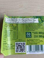 Verzehrfertige Linsen - Informations nutritionnelles - fr