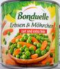 Bonduelle Erbsen & Möhrchen - Product