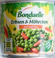 Erbsen & Möhrchen zart und fein - Product
