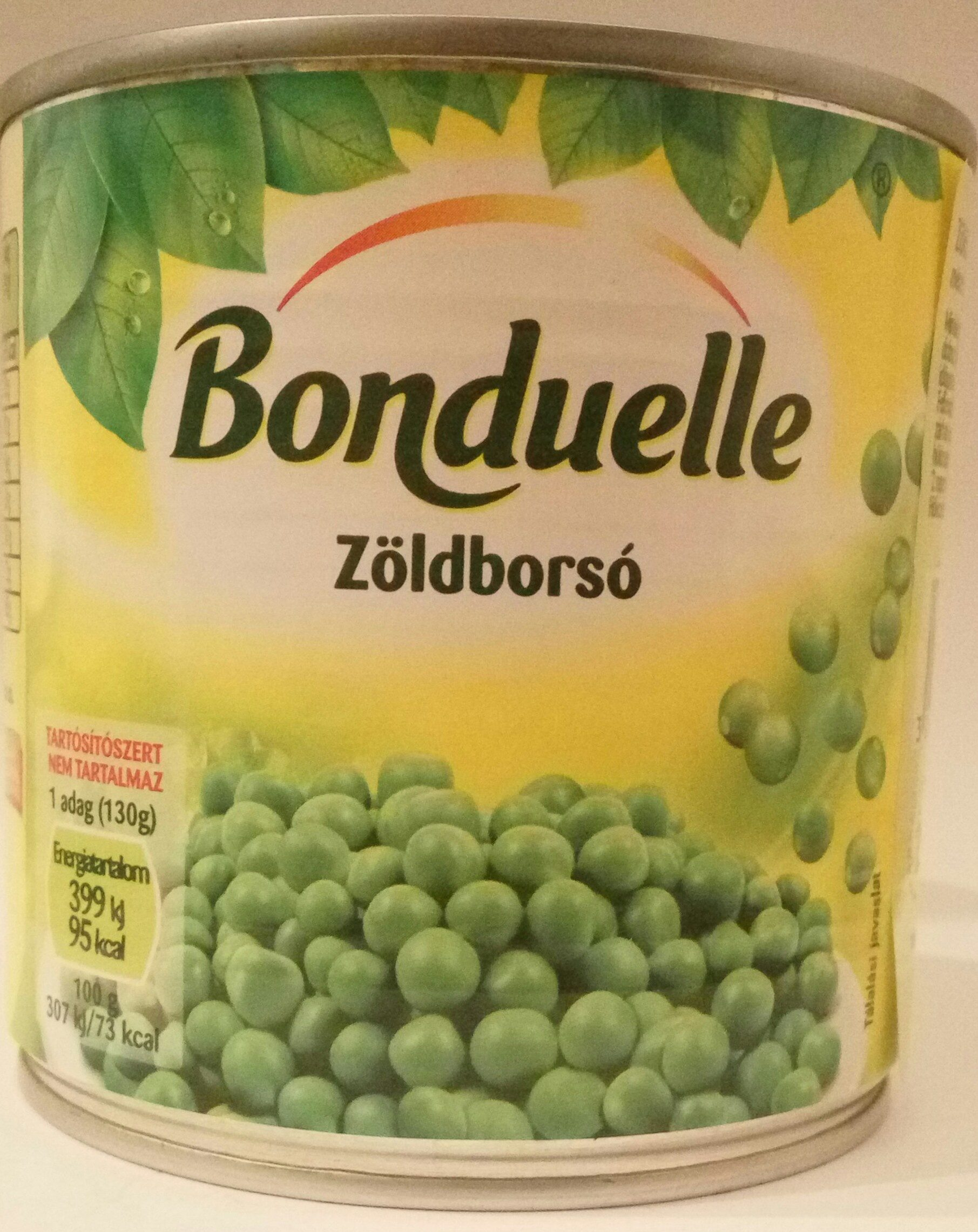 Zöldborsó - Produit - hu