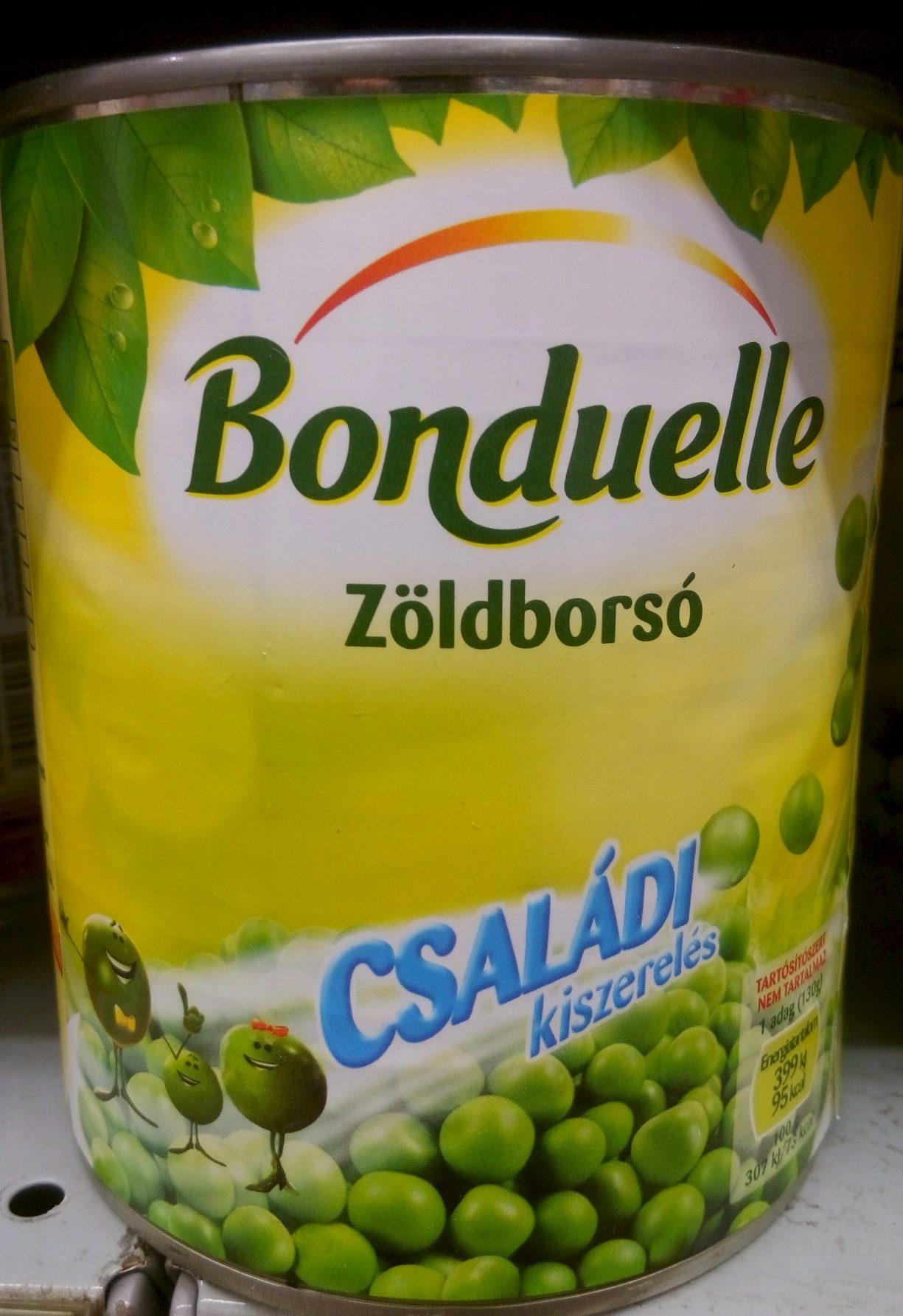 Zöldborsó Családi kiszerelés - Prodotto - hu
