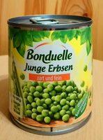 Junge Erbsen - 产品 - de